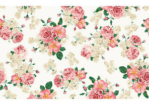 A4 Floral Icing Sheet / Wafer Paper | Edible Print | Cake wrap