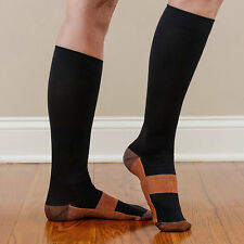 Fashion Comfortable Relief Soft Unisex Anti-Fatigue Compression Socks OK