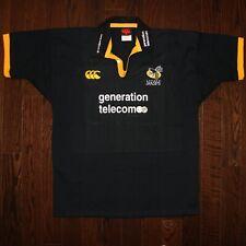 mint vintage London Wasps 2003-04 Canterbury CCC jersey shirt Generation Telecom