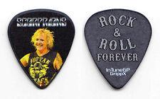 Scorpions James Kottak Signature Photo MISPRINT Guitar Pick - 2013-2014 Tour