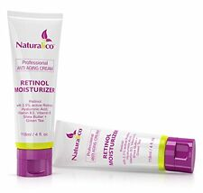 Anti-Aging Wrinkle Treatment, Retinol Moisturizing Cream By Naturalico