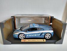 1:18 Lamborghini Gallardo Polizia [Maisto]