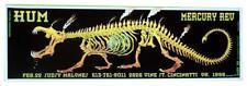Emek - 1996 - Hum Concert Poster w/ Mercury Rev @ Sudsy Malone's -Cincinnati, OH