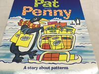 PAT AND PENNY STORY ABOUT PATTERNS  MATH  Big Teacher Book Big Book PB Day Care