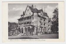 DR - AK BAD SACHSA (Südharz), Hotel Schützenhaus - bitte ansehen !!!