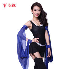 982008524 New Belly Dance Costume Accessories Sequins Arm Band Sleeves