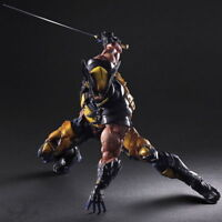 New 10'' Universe Variant Play Arts Kai Wolverine Action Figure Collectible
