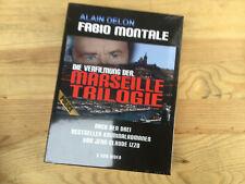 Fabio Montale - Marseille-Trilogie [3 DVD Box] NEU OVP Alain Delon Calanque ZDF