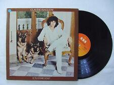 Claudio Baglioni – E Tu Come Stai? - Disco Vinile 33 Giri LP Album ITALIA 1978