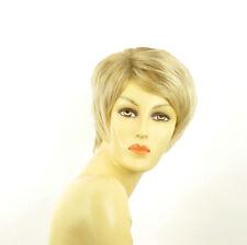 women short wig light blonde wick very light ref: ALICIA 15t613