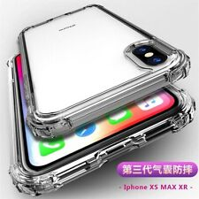 Anti-Shock TPU Silicone Protective Case Cover For iPhone XS MAX XR 8 6 7 Plus Y1