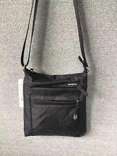 Samsonite Womens Mini Messenger Bag in Black