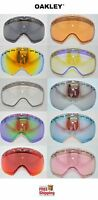 OAKLEY® BRAND CROWBAR® SNOW GOGGLE REPLACEMENT LENS CHOOSE - COLOR MIRROR PRIZM