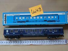 Märklin  HO Art 4049 D-Zug Wagen der NS So-Serie Spar   neuw/Org-Kt