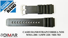 CASIO ORIGINAL BAND/CORREA  MMA-200/AMW-320/MD-703 NOS