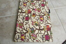 Thankscase ASUS Memo Pad 10 Tablet Case Stand Folio Cover OWLS Design