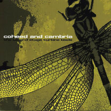 Coheed And Cambria The Second Stage Turbine Blade CD, 2005, Pappschuber Rare