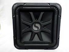 Kicker 12 Inch Subwoofer Sub Grill Bundle Includes 2 Gl712 Square L3 L5 L7 Subs