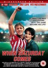 WHEN SATURDAY COMES SEAN BEAN EMILY LLOYD PETE POSTLETHWAITE PATHE UK DVD L NEW