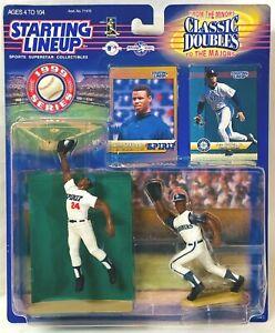 ⚾️ 1999 STARTING LINEUP -SLU MLB - KEN GRIFFEY, JR - DOUBLES - MINORS/MAJORS (3)