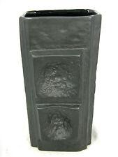 Martin Freyer Design Rosenthal Studio línea porcelaine noire jarrón 18 cm