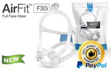 ResMed AirFit F30i Full Face CPAP Mask & Headgear KIT
