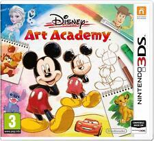 Nintendo 3DS Game Disney Art Academy 2DS Compatible New