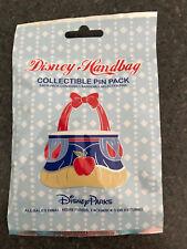 Disney Collectible Pin Pack (Disney Handbag) - New Packet 5 Random Selected Pins