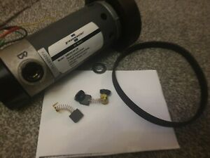 Reebok irun RE-14301 Treadmill brushes 559J belt FREE FAULTY MOTOR GMD82-05-2B