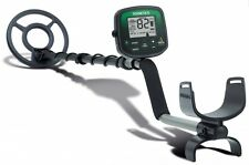 "Teknetics Delta 4000 Metal detector with 8"" round concentric waterproof coil"