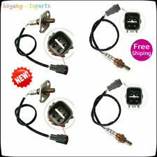 4Pcs Upstream Downstream  Oxygen Sensor for 2001-2004 Toyota Sequoia Tundra 4.7L