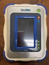 Vtech InnoTab Kids Tablet Blue For Parts Only See description