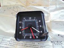 NOS GM electric dash clock 1977 Chevelle Chevy original vintage
