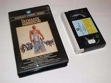 Betamax Video ~ The Ultimate Warrior ~ Yul Brynner ~ Pre-Cert ~Warner Home Video