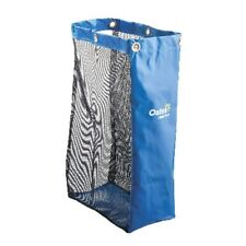 new OATES Strong & Durable Platinum Mesh Linen Janitorial Bag # JA-020