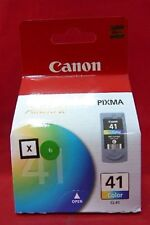 CL-41 0617B050AA Genuine Canon Color Ink Pixma iP1200 1300 1600 1700 MP140 150 $