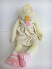 Bunnies By The Bay Ballerina Lolliwaddle Duck Plush