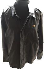 mens lyle and scott jacket  Coach Jacket xxl