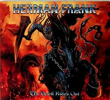 Herman Frank – The Devil Rides Out +1 CD (2016 LIMITED EDITION Digipak) Accept