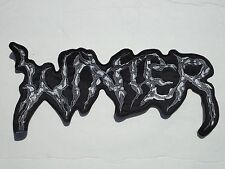 WINTER DOOM/DEATH METAL EMBROIDERED BACK PATCH