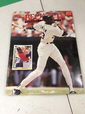 Beckett Baseball Magazine Monthly Price Guide Michael Jordan April 1994