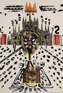 Philip Martin Milano DUOMO  collage pop art