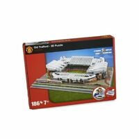 Manchester United Old Trafford 3D Stadium Jigsaw Puzzle Official
