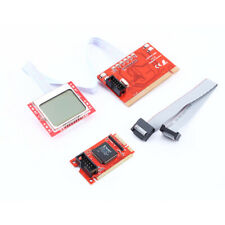 PTI8 PCI/PCIE Motherboard Diagnostic Analyzer Card Tester For PC Laptop Notebook
