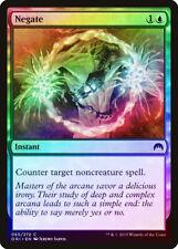 Negate FOIL Magic Origins NM Blue Common MAGIC THE GATHERING MTG CARD ABUGames