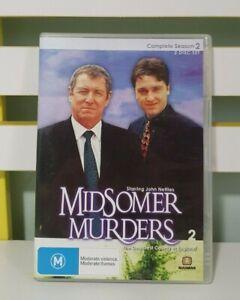 MIDSUMMER MURDERS DVD SEASON 2