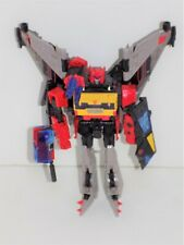 2008 TRANSFORMERS Universe Classics Voyager Class Blaster LOOSE LOOK