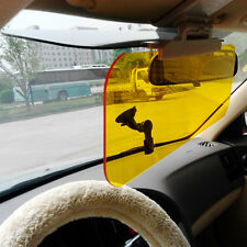 Car Anti-Glare Sunshade Dazzle Goggle Vision Driving Mirror Sun Visor Clip Board