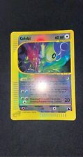 Crystal Celebi Reverse Holo 145/144 Skyridge Pokemon Card