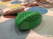 Apple Green Prototype PlainTalk Desktop Microphone for Macintosh RARE Vintage